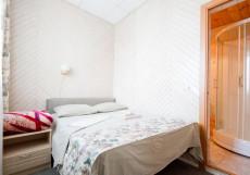 СИБИРЬ | Екатеринбург | р. Исеть | Сауна | Стандартный двухместный номер с 2 двуспальными кроватями