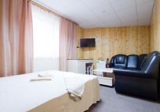 СИБИРЬ | Екатеринбург | р. Исеть | Сауна | Двухместный номер Делюкс с 1 кроватью