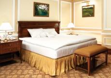 Nobil Luxury Boutique Hotel   Кишинев   оз. Валя Малирол   Сауна   Двухместный номер Делюкс с 1 кроватью