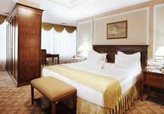 Nobil Luxury Boutique Hotel   Кишинев   оз. Валя Малирол   Сауна   Полулюкс