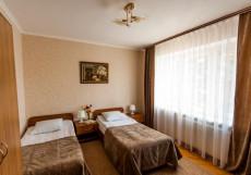 Bed & Breakfast Курск | Курск | р. Тускарь | Прокат велосипедов | Стандартный двухместный номер с 2 отдельными кроватями