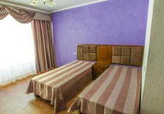 АКВА-ВИЛЛА | Лермонтово | р. Шебс | Бассейн | 2-х местный стандартный с двумя кроватями