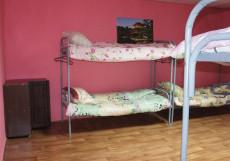 КУРСК ХОСТЕЛ | Курск | Школа фехтования | Парковка Кровать в общем номере для мужчин и женщин с 8 кроватями