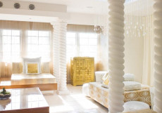 Dream South Beach   Майами-Бич   улица Оушн-Драйв   СПА Двухуровневый люкс GuestHouse с кроватью размера «king-size»