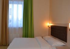 Open City Стандартный двухместный номер с 2 отдельными кроватями