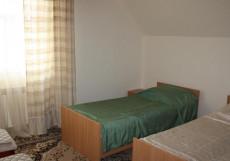 СЕМЕЙНЫЙ ДОСУГ | Плес | Присутственные места | Сауна Двухместный номер с 2 отдельными кроватями