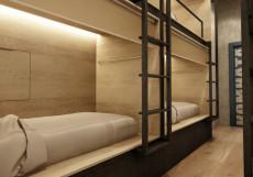 ХОСТЕЛ ICON | м. Деловой центр Койко-место в общем номере с 4 кроватями