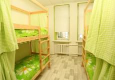 СОЛЯНКА | м. Чистые пруды | м. Тургеневская Койко-место в общем четырехместном номере для женщин