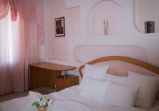 Парк-отель Журавли | Саратов | парк Победы | Сауна Апартаменты с 2 спальнями