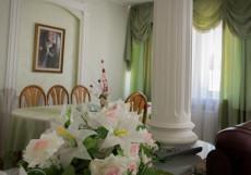 Парк-отель Журавли | Саратов | парк Победы | Сауна Президентский люкс
