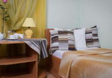 Парк-отель Журавли | Саратов | парк Победы | Сауна Бюджетный одноместный номер