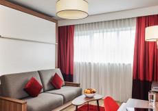 Aparthotel Adagio (Адажио) Киевская - кухня в номере Апартаменты с одной спальней