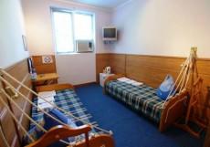АВРОРА | Севастополь | Черное море | Парковка | Двухместный номер «Комфорт» с 1 кроватью или 2 отдельными кроватями