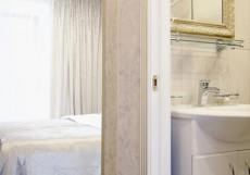 ВИЛЛАДЖИО - VILLAGGIO | м. ПАРК КУЛЬТУРЫ | КЛИНИКА МГМУ Сеченова Стандарт двухместный (1 кровать)