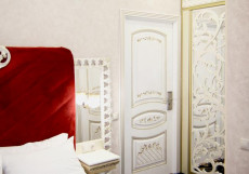 ВИЛЛАДЖИО - VILLAGGIO | м. ПАРК КУЛЬТУРЫ | КЛИНИКА МГМУ Сеченова Улучшенный двухместный (1 кровать)