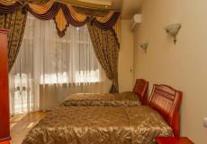 Радуга-Престиж | г. Сочи | Цветной бульвар | Сауна |  Стандартный двухместный номер с 1 кроватью или 2 отдельными кроватями