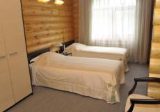 Белка | г. Южно-Сахалинск | сквер им. А. П. Чехова | Сауна | Стандартный двухместный номер с 2 отдельными кроватями