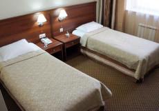 Маркштадт   г. Челябинск Стандартный двухместный номер с 2 отдельными кроватями