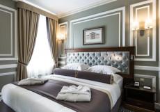 Престиж Гранд Отель | г. Хабаровск | Преображенский собор | С завтраком | Улучшенный двухместный номер с 1 кроватью
