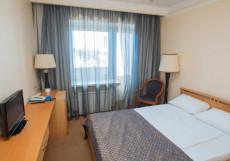 Отель Тура | г. Тюмень | Текутьевский бульвар | Бильярд | Стандартный двухместный номер с 1 кроватью