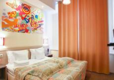 Джаз отель (онкоцентр) Стандартный двухместный номер с 1 кроватью или 2 отдельными кроватями