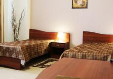 Автоград | Тольятти | р. Волга | Wi-Fi | Стандартный двухместный номер с 2 отдельными кроватями