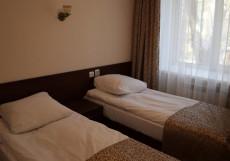 Космос | Ярославль | р. Волга | Wi-Fi | Стандартный двухместный номер с 2 отдельными кроватями
