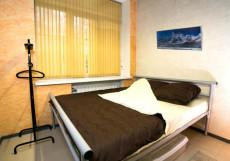 ХОСТЕЛЫ РУС КОЛОМЕНСКАЯ  | м. Коломенская Двухместный с одной кроватью и общей ванной комнатой