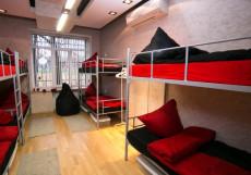 ХОСТЕЛЫ РУС КОЛОМЕНСКАЯ  | м. Коломенская Койко-место в общем номере для мужчин и женщин с 8 кроватями