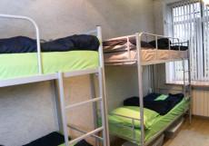ХОСТЕЛЫ РУС КОЛОМЕНСКАЯ  | м. Коломенская Койко-место в общем номере для мужчин с 6 кроватями