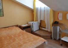 ПАРК ОТЕЛЬ | Оренбург | Рядом жд вокзал | Автовокзал Комфорт двухместный (1 кровать)