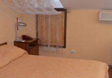 ПАРК ОТЕЛЬ | Оренбург | Рядом жд вокзал | Автовокзал Улучшенный двухместный (1 кровать)