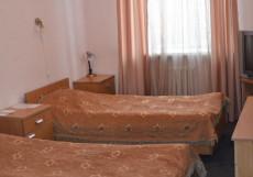 ПАРК ОТЕЛЬ | Оренбург | Рядом жд вокзал | Автовокзал Кровать в общем номере (2 кровати)