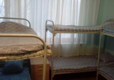 НОВАЯ МОЖАЙКА | м. Славянский бульвар | Молодежная | парковка Спальное место на двухъярусной кровати в общем номере для мужчин и женщин