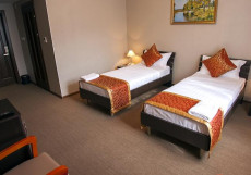 Hotel Classic | Ош | сквер имени Ю. А. Заднепровского | Фитнес-центр Стандартный двухместный номер с 2 отдельными кроватями