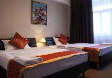 Hotel Classic | Ош | сквер имени Ю. А. Заднепровского | Фитнес-центр Двухместный номер