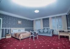 Orto Asia | Ош | Детский центр Мээрим | сауна Двухместный номер с 1 кроватью или 2 отдельными кроватями (для 1-2 взрослых)