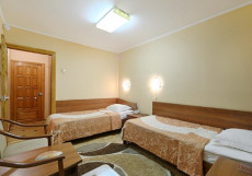 БАРНАУЛ | г. Барнаул | Центр | С завтраком Кровать в общем номере (2 кровати)