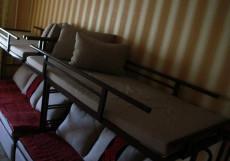 Памир   Ош   р. Ак-Бура   Библиотека   Кровать в общем четырехместном номере для женщин