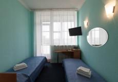 ИЖ ОТЕЛЬ | г. Ижевск | Центр Бюджетный двухместный (1 двуспальная или 2 односпальные кровати)