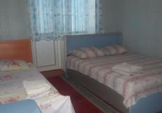 Баяна | Ош | р. Акбура | Парковка | Двухместный номер с 2 отдельными кроватями