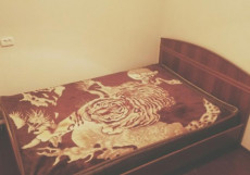 Ia Maison Hostel | Ош | набережная реки Акбура | парковка Двухместный номер с 1 кроватью и видом на сад