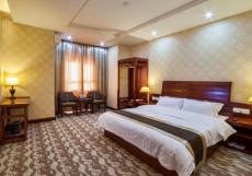 Отель Шанхай Сити | Ош | Парк имени Т. Салтыганова | парковка Двухместный номер с 2 отдельными кроватями