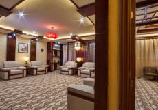 Отель Шанхай Сити | Ош | Парк имени Т. Салтыганова | парковка Двухместный номер Делюкс с 2 отдельными кроватями