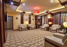 Отель Шанхай Сити | Ош | Парк имени Т. Салтыганова | парковка Полулюкс