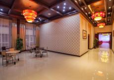 Отель Шанхай Сити | Ош | Парк имени Т. Салтыганова | парковка Двухместный номер Делюкс с 1 кроватью
