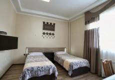 Ethno Osh | Ош | р. Акбура | Дартс | Двухместный номер с 2 отдельными кроватями