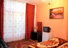 Silk Road | Чолпон-Ата | оз. Иссык-Куль | Дайвинг | Двухместный номер с 1 кроватью и балконом