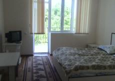 Бумеранг | Чолпон-Ата | оз. Иссык-Куль | Верховая езда | Двухместный номер Делюкс с 1 кроватью и балконом