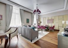 Марриотт Москва Ройал Аврора - Moscow Marriott Royal Hotel Люкс Глинка